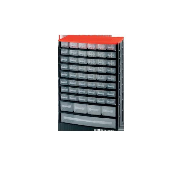Casier De Rangement Plastique 53 Tiroirs Catalogue Cassis Equipements